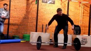 Дмитрий Клоков. Почему  атлет не может порвать?