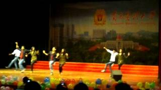 karle baby dance wance @ southern medical university