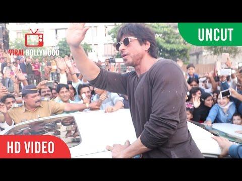 UNCUT - Shahrukh Khan | Bandstand Beautification Inauguration | Viral Bollywood