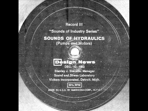 Sounds of Hydraulics, Pumps and Motors, Vickers Incorporated, 1962