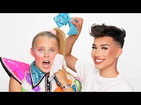 Giving JoJo Siwa