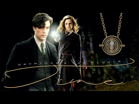 Time   Hermione & Tom Riddle (Pt. 1/3)
