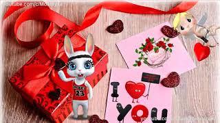 Лучшее Поздравление День Влюблённых День Валентина