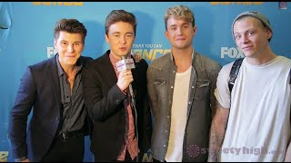 Rixton Talks 'Me and My Broken Heart' on SYTYCD! Thumbnail