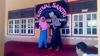 """Kinara n halwa """"Reaf so Real"""" Festival Santri SD Muhammadiyah Margomulyo Tayu"""
