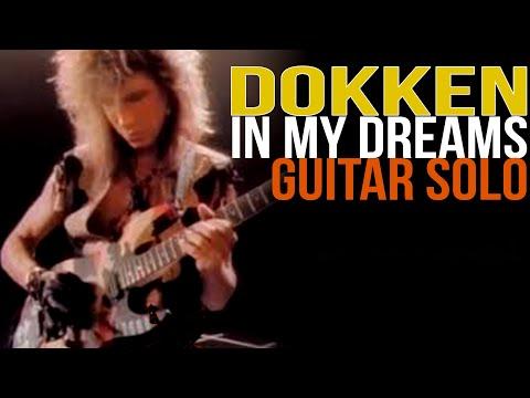 Dokken In My Dreams Guitar Solo Lesson George Lynch  Lynch Lycks S3 Lyck 46
