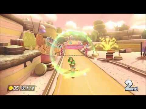 Mario Kart 8 Sugar Rush Song