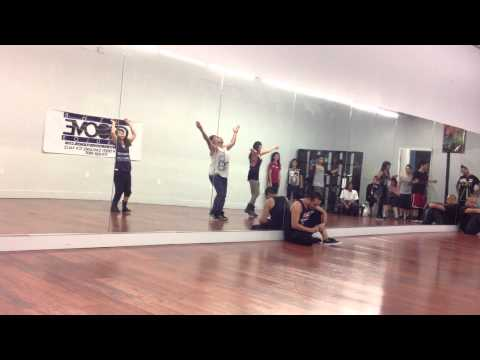 Advanced Hip Hop Class with Nico O' Connor and Kids @ In the Groove Studios Oakland