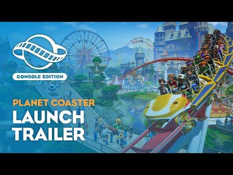 Planet Coaster: Console Edition | Launch Trailer
