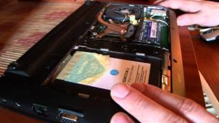 замена жесткого диска HDD на SSD в компьютере и ноутбуке
