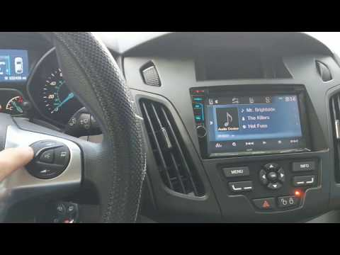 2012, 2013, 2014 Ford Focus Radio Replacement (retains Sync And Factory Functions)
