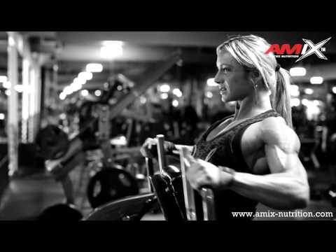 Katka Kyptova IFBB Pro 3 days before Emerald Cup  ревю Gofit bg