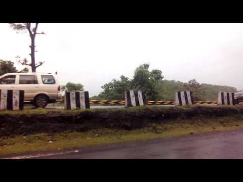 Ichapur - Indore Highway : Climbing the GHAT