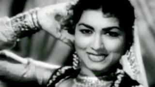 Dil Ki Kahani Rang Layee Hai - Asha Bhosle, Chaudhavin Ka Chand Song