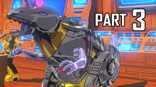 Transformers Devastation Walkthrough Part 3 - GRIMLOCK - The Core (Gameplay Let