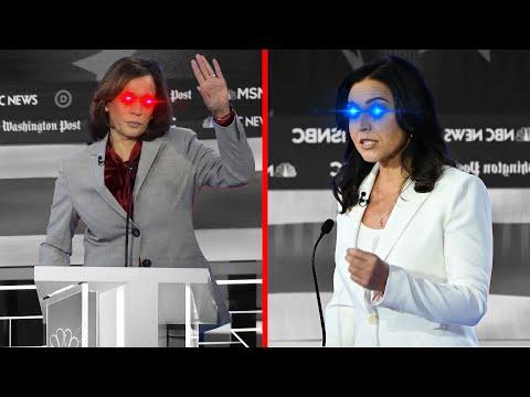 Tulsi Gabbard Takes On Kamala On The Debate Stage