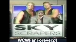 WCW SkyScrapers 2nd Theme(with Custom Tron)