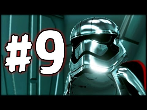 LEGO Star Wars The Force Awakens - Part 9 - Starkiller Base! (HD)
