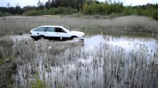 Audi 100 2.0TD allroad quattro off road 1(, 2015-05-18T12:43:19.000Z)