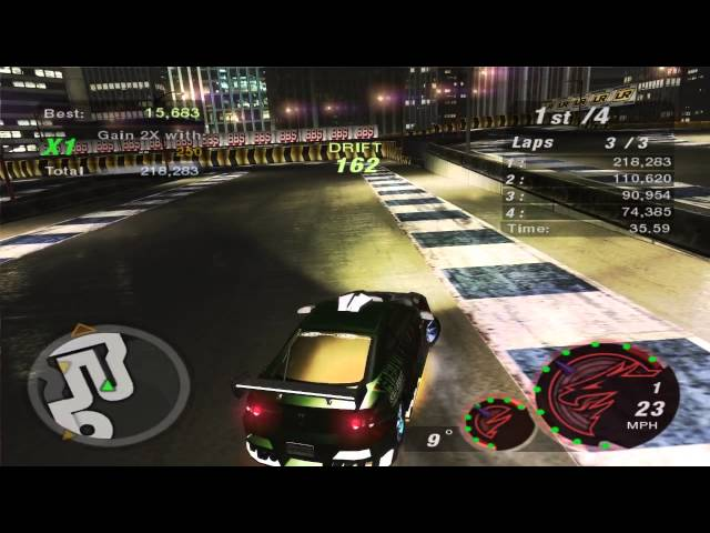 PC Longplay [374] Need For Speed Underground 2 (part 2 of 5)