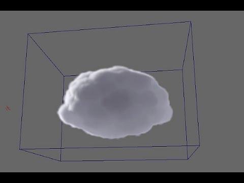 maya how to make sky