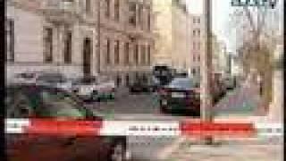 Anwalt in Halle angeschossen