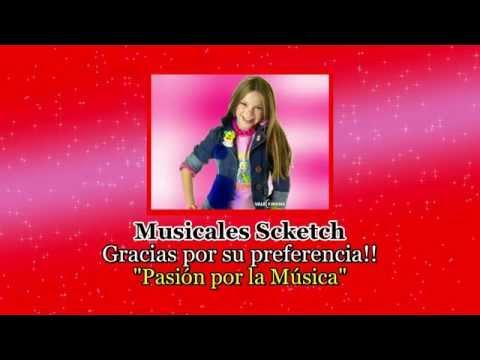 María Isabel - Antes Muerta Que Sencilla (Karaoke/Instrumental)