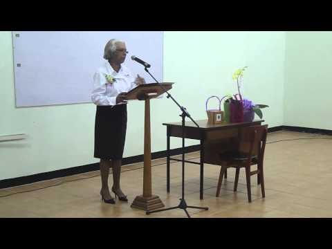 Caribbean's 1st Female Stockbroker - Rita Humphries Lewin of The Barita Group