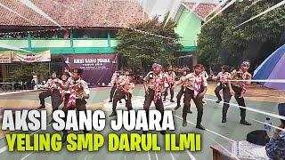 YELING SMP DARUL ILMI AKSI SANG JUARA 2018 SMPN 1 DEPOK