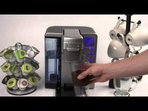 Keurig Coffee Maker Quit Working No Power : Keurig Cuisinart Coffee Maker Exclusive Review - Part 1 - YouTube