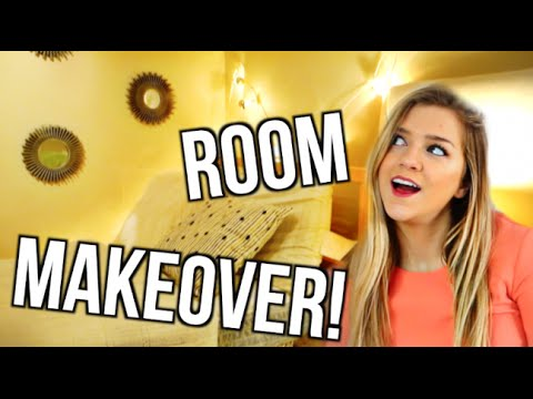 ROOM MAKEOVER  | Vlogmas Day 22!