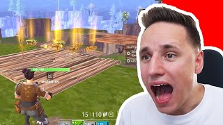 I SCAMME a big YOUTUBER in Fortnite 😱 you don't believe what's going on....