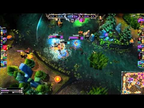 League of Legends Guide/Build : Warwick Jungle [German/Season 4/S4]