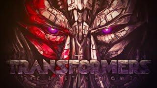"Reaction | Трейлер #1 ""Трансформеры: Последний Рыцарь/Transformers: The Last Knight"""