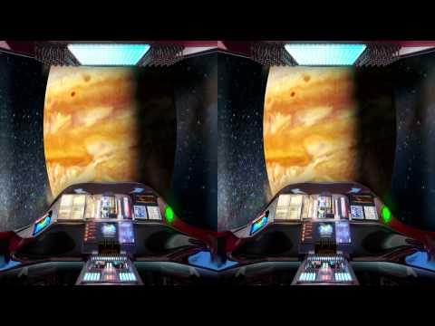 Tajemný vesmír - Sluneční soustava CZ HD 3D