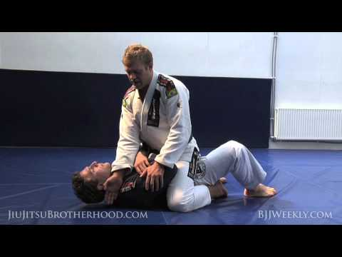 Nic Gregoriades - Cross Choke from Mount - BJJ Weekly #058