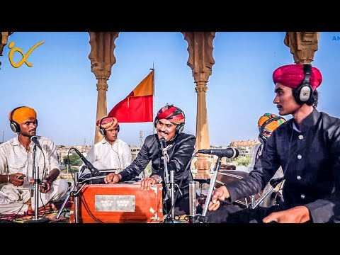 Champe Khan - Dheemera Chalo (Anahad Foundation - Folk Music Rajasthan)