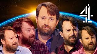 The Mitch-hiker's Guide to the Galaxy | David Mitchell's FUNNIEST Moments, Outbursts & Rants!