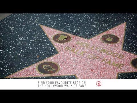 Los Angeles - Top 10 Sights