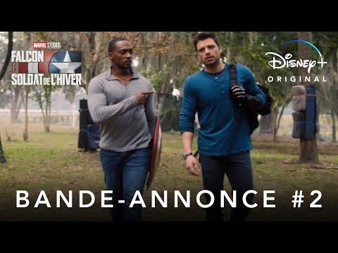 Falcon et le Soldat de l'Hiver - Nouvelle bande-annonce (VOST) | Disney+