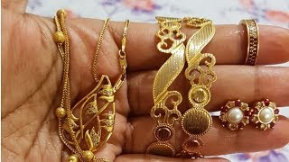 How to clean & polish gold jewellery at home in english