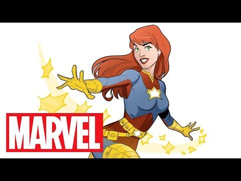 A Pocket Universe | Marvel Make Me a Hero