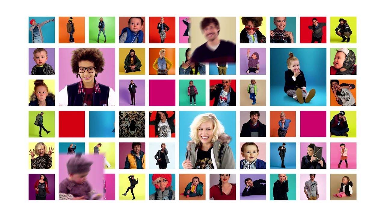 kiabi happy colors youtube