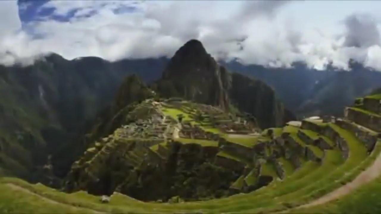 Perú Imperio Inca Machu Picchu Al Descubierto National