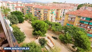 Под ремонт НЕДОРОГАЯ большая квартира в Аликанте, 4 комнаты, Virgen del Remedia, 5 этаж без лифта