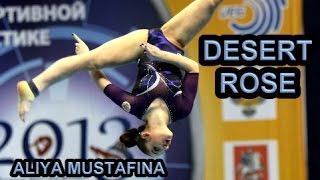 Aliya Mustafina || Desert Rose