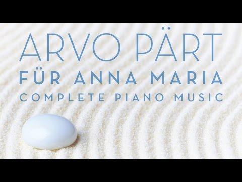 Arvo Pärt: Für Alina played by Jeroen van Veen