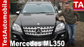 MERCEDES ML 350 CDI TEST - 2009
