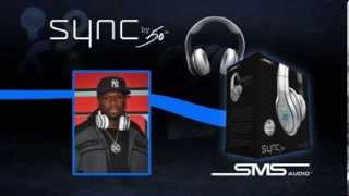 SMS Audio Sync by 50 Cent Over-Ear Wireless Headphones   SMS SYNC Mp3