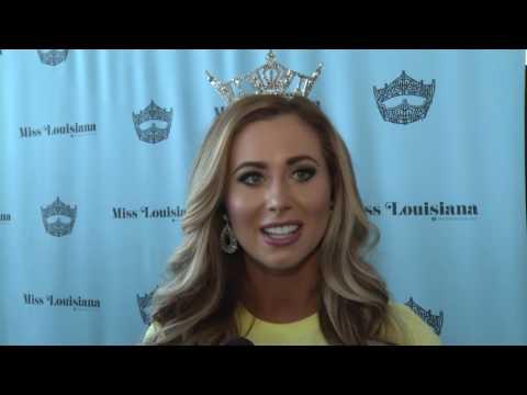 Miss Louisiana Week 2017